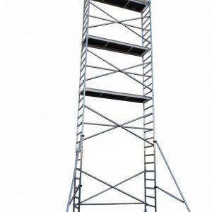 torre movil de aluminio, torre movil