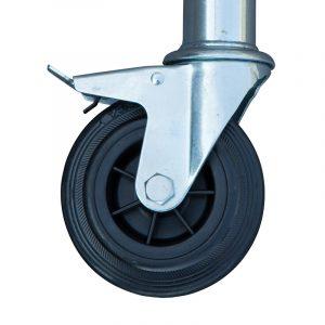 rueda goma comprar andamios de aluminio