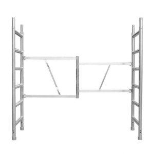 estructura peldaños comprar andamio aluminio